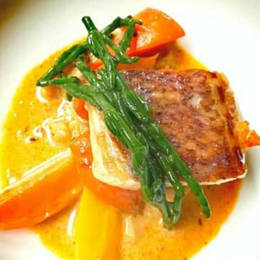 3e temps - plat poisson