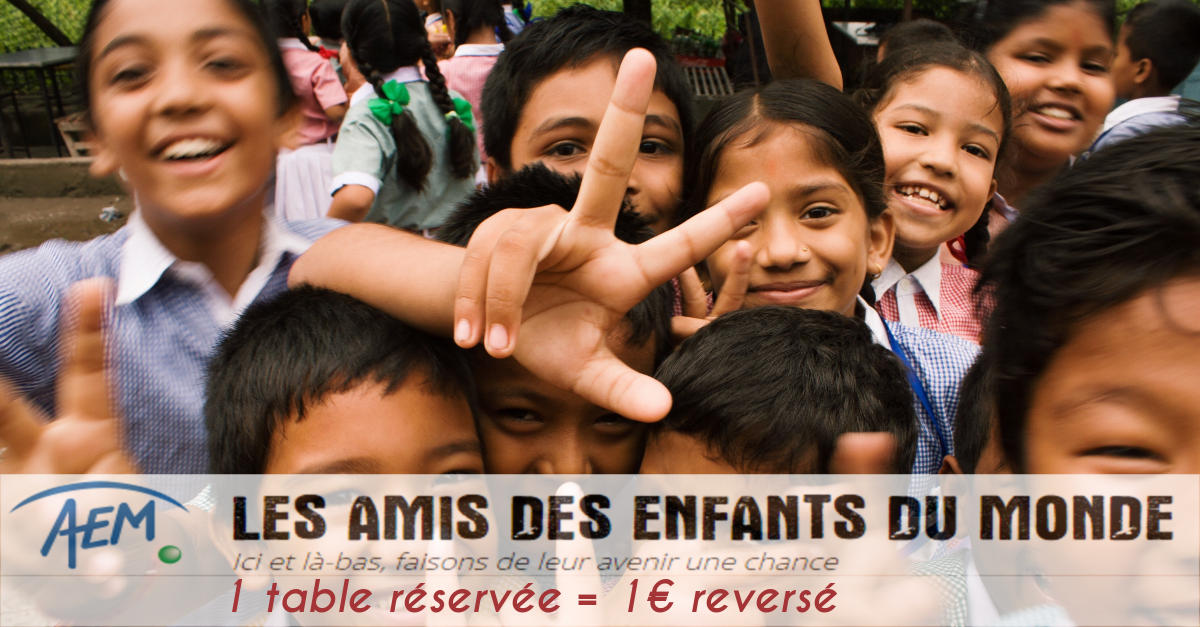 Association Enfants du Monde